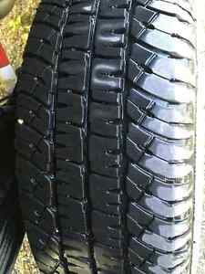4 LT265/70R18 Michelin LTX A/T tires