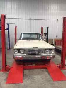 1962 Ford Fairlane 500 For Sale
