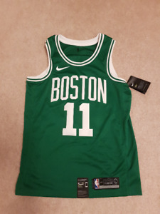 BNWT Irving Celtics Nike Icon Edition Swingman Jersey Sz. M