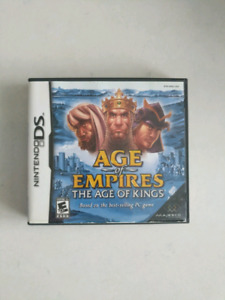 Age of Empire - Age of Kings for Nintendo DS