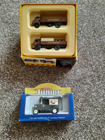 Whitbread Commercial Vehicles of the 50's and 60's
