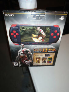 PSP W/ Extras BUNDLE