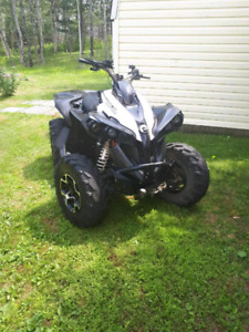 2015 Can Am Renegade 1000 XXC REDUCED