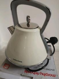 Morphy Richard used kettle