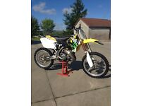 2008 rm 125 mint condition. Not cr kx yz 250