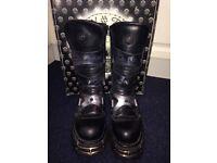 New Rock boots - Size UK10 / EU 44