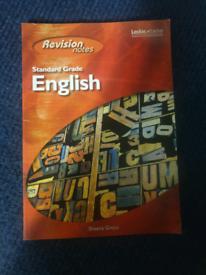 Standard Grade English Revision Notes