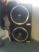 ×2 Sony explod subwoofer Molendinar Gold Coast City Preview