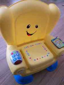 Fisher price learning chair Kingston Kingston Area image 1