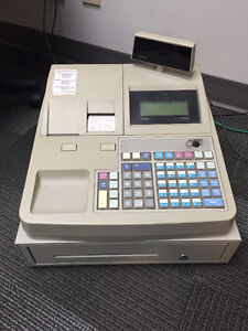Used Royal Alpha 9500ml Cash Register