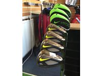 Nike Vapour Fly irons (L@@K Part ex available )