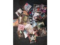 Original music CD albums over 20 various artists