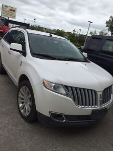 2011 Lincoln MKX Berline