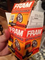 2 oil filters