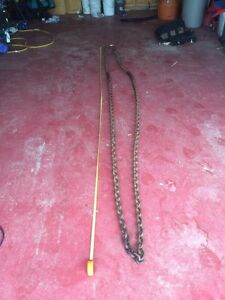 3/8 chains for sale