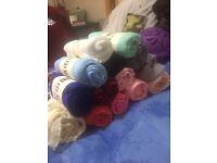 14 colour scarves