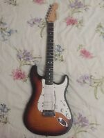Fender Stratocaster ultra 1991 with Fender Lace sensors