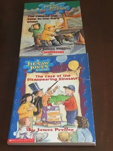 Jigsaw Jones Mystery London Ontario image 1