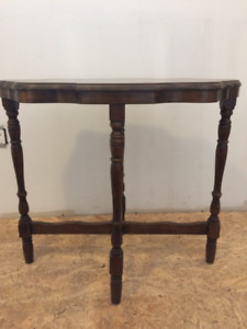 Antique Rocking Chair and Table