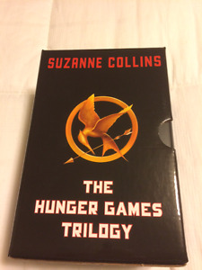 The Hunger Games Trilogy (Box Set) by Suzanne Collins
