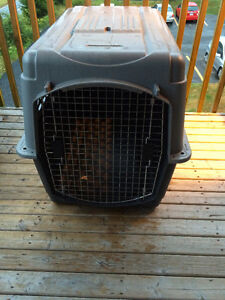 Large Dog Kennel - Collapsible.