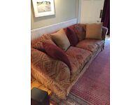 Extra large Caravaggio sofa