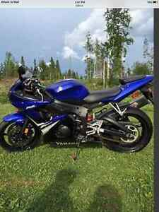 Sport bike package deal