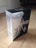 Trilogie Starwars - dvd européens !