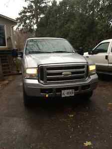 Parting out 2005 f350 powerstroke diesel Cambridge Kitchener Area image 1