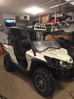 2013 can-am commander limited edition
