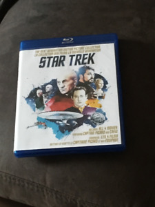 Star Trek Blurays