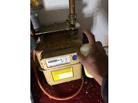 Gas heating and plumbing