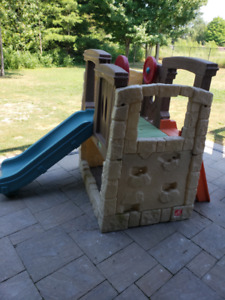 Kids Small Outdoor Playset