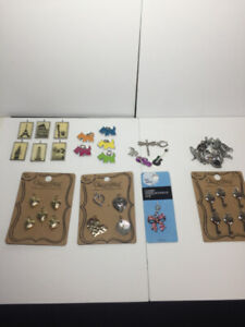 Assorted Mixed Crafting Charms