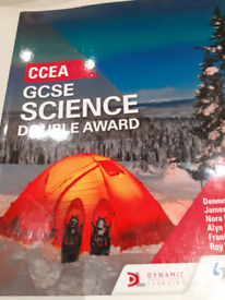 CCEA GCSE Revision guide Double Award Science