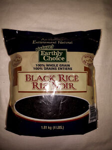 4 lbs Black Rice for Crafting .... Neckwarmers,Handwarmers MORE