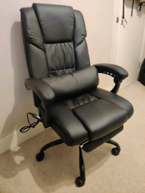 Ergonomic Office Chair with Massage function