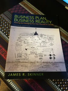 Business Plan Business Reality. Great price! $60 or best offer!