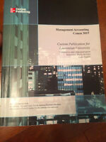 Management Accounting: Custom Publication for LU