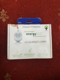 Energy Egg - helps turn of appliances when not in use to save money