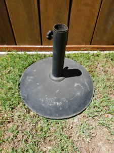 Concrete Umbrella Stand Parasols Gazebos Gumtree Australia