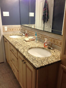 Granite & Quartz Vanity CLEAROUT SALE from $200