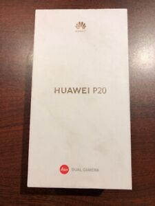 Huawei P20 – 128GB phone - Mint condition!