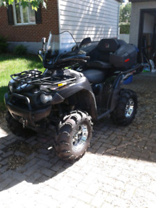 Kawa Brute force 750 4x4   2007