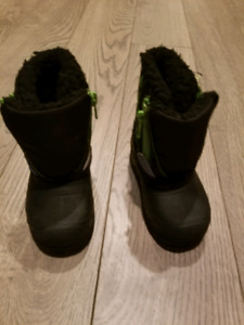 Winter Boots 3T