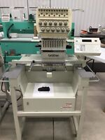 Brother BE-1201B-AC industrial embroidery machine