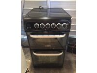 Cannon electric oven and grill, ceramic hob, can deliver.