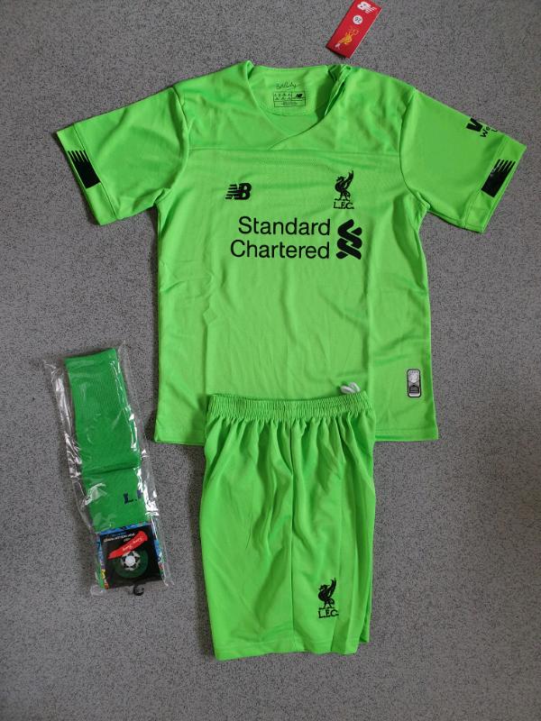 finest selection f439d f6dc3 2019 2020 Liverpool football kit goalkeeper kids | in Birkenhead,  Merseyside | Gumtree