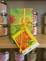 LUSH GIFT WRAPPED BOXES