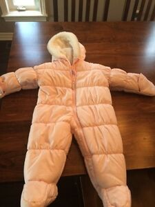 Snow Suit --Carters 12 month